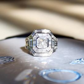 Radient Diamond Jacket