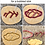 Thumbnail: Jewish Challah Bread Traditional Cookie/Fondant Cutter 2pc SET 4""
