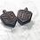 "Thumbnail: Dreidel Chocolate Mold 12 Cavity each 2"""