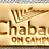"Thumbnail: Chabad on Campus Logo Lubavitch Cookie Cutter 2 piece SET 3""x1.5"""