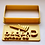 """Thumbnail: Chabad on Campus Logo Lubavitch Cookie Cutter 2 piece SET 3""""x1.5"""""""