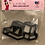 Thumbnail: Jewish Tefillin Cookie Cutter 2pc SET, 3 sizes
