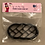 Thumbnail: Jewish Angular Challah Bread Cookie/Fondant Cutter 2pc SET 3.6""