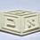 """Thumbnail: Alef-Bet Children's Building Block Cookie/Fondant Cutter 2pc set 3"""""""