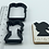 Thumbnail: Bar Mitzvah Boy Tefillin Black Hat Jewish Fondant/Cookie Cutter 2pc SET