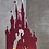 Thumbnail: Beauty and the Beast, Belle Dancing Castle Cake Topper