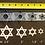 Thumbnail: Jewish Star of David, Israel Flag, Strip Fondant Cutters