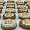 Thumbnail: Jewish Hebrew 8 messages Fondant Cutters Embosser SET - Oreo size Round