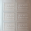 "Thumbnail: Custom Hebrew/English Chocolate molds 9-cavity 2.25""x1.25"" each"