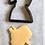Thumbnail: Bar Mitzvah Boy Tefillin Black Hat Jewish Fondant/Cookie Cutter 2pc SET