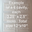 Thumbnail: Bar Mitzvah BOY with KIPPAH Custom Hebrew/English Chocolate molds 6-cavity 3.25x