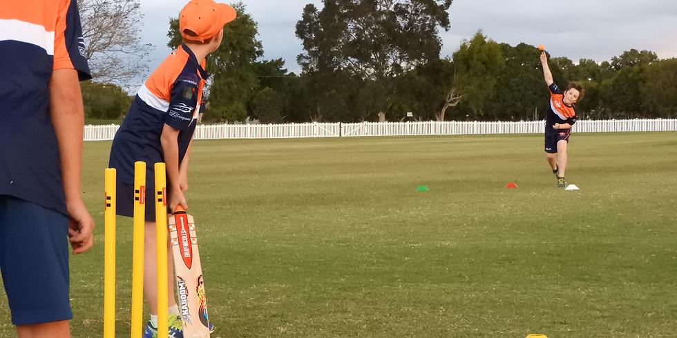 Junior Training Commences
