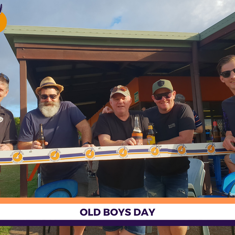 Old Boys Day 2020