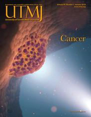 UTMJ Journal Cover: 2018 Spring Cancer issue