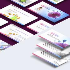 Presentation design and illustration