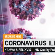 Medical illustration | coronavirus