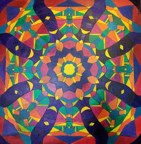 Eight Bells, Kaleidoscope