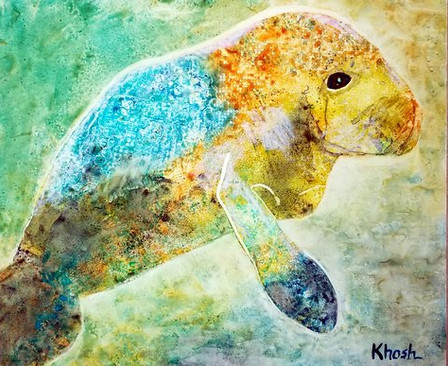 Manatee-Endangered Species Series