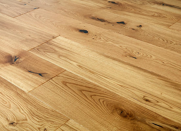 Click Rustik Engineered Flooring 14mm X 180mm Natural Lacquered 1.37m2
