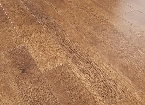 10mm Laminate Flooring Harvest Oak 1.54m2