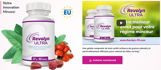Revolyn Ultra Review New Weight Loss Supplement Read Price Where