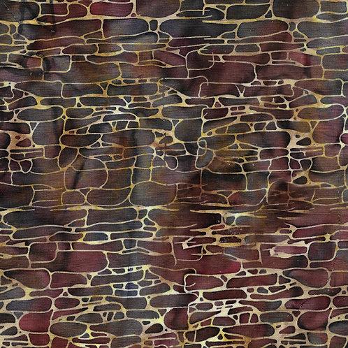 Stone Dot - Mahogany
