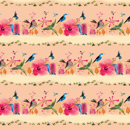 Flower Talk Wallpaper
