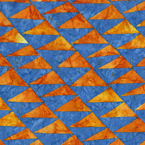Artisan by Kaffe Fassett Flags - Blue