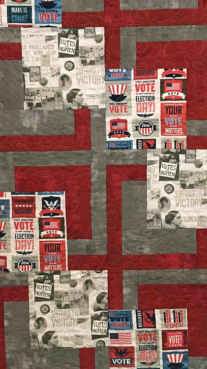 VOTE Wall Hanging/Table Runner