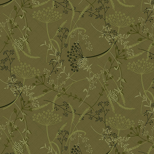 Blessings of Home Dandelion - Olive