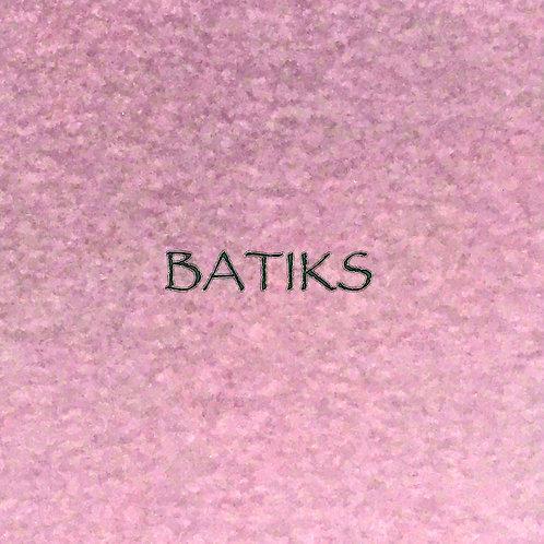 Batiks Red Purple