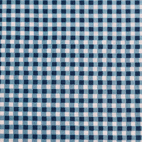 Beautiful Basics Plaid - Ocean Blur