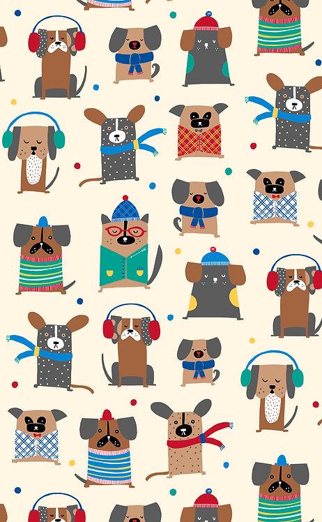 Chilly Dogs - Ecru