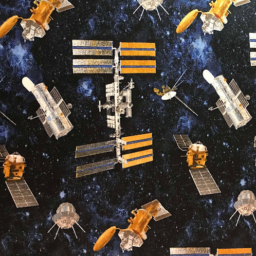 Planetary Missions - Space Station