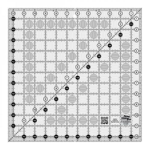 """Creative Grids 12 1/2"""" Square"""