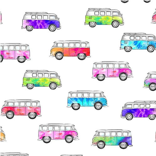 Magic Bus White