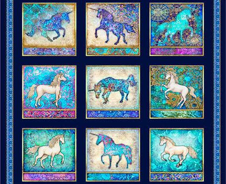 Mystical Unicorns - Panel