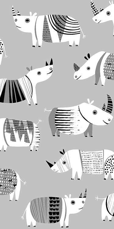 Dyno Rhino - Gray