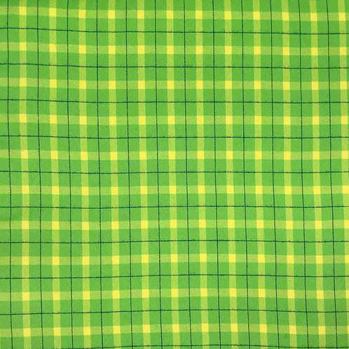 Primo Plaid Flannel - Green