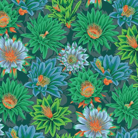 Cactus Flower - Green