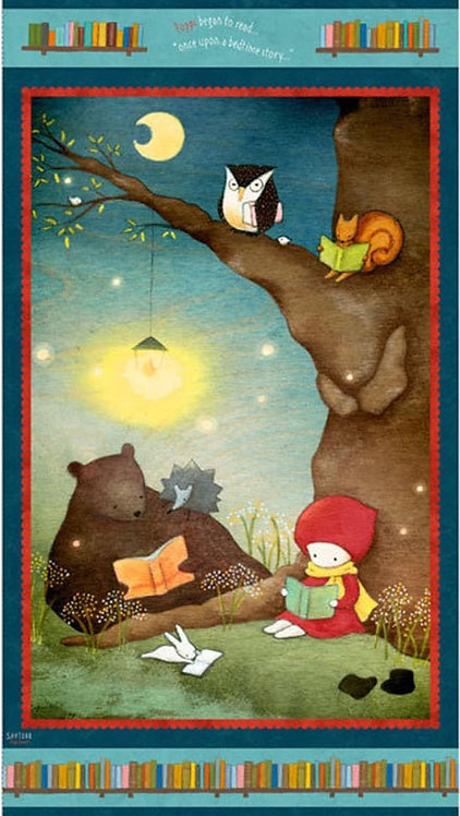 Reading Together - Panel