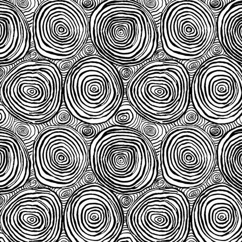 Onion Rings - Black
