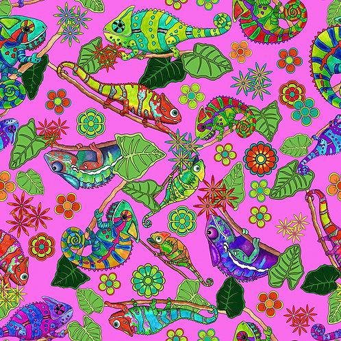 Color Me Chameleon - Pink