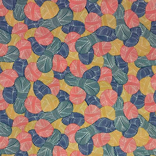 Wound Up - Organic Fabric