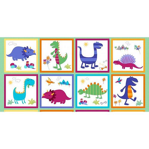 Dino World - Panel