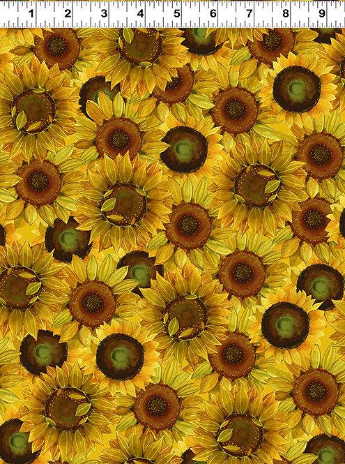 Sunny Fields - Brown