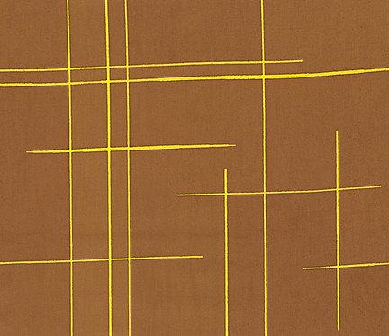Color Blocking - Brown