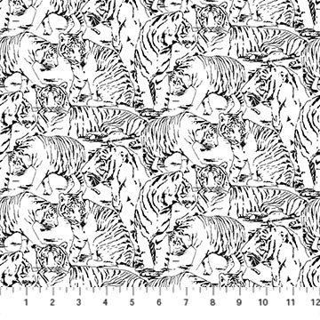 Tiger Tales White