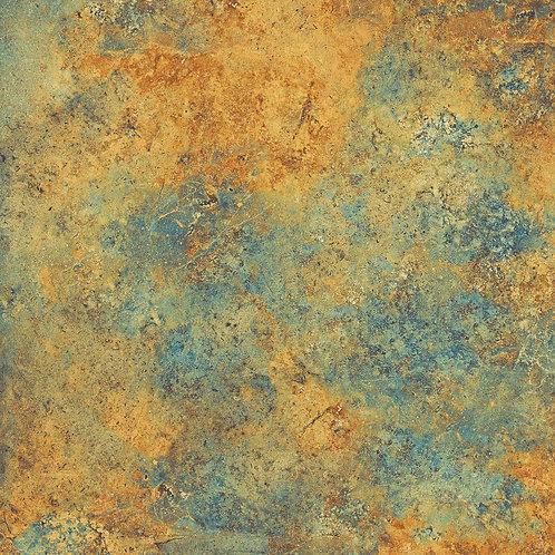 Stonehenge Solstice - Orange/Blue