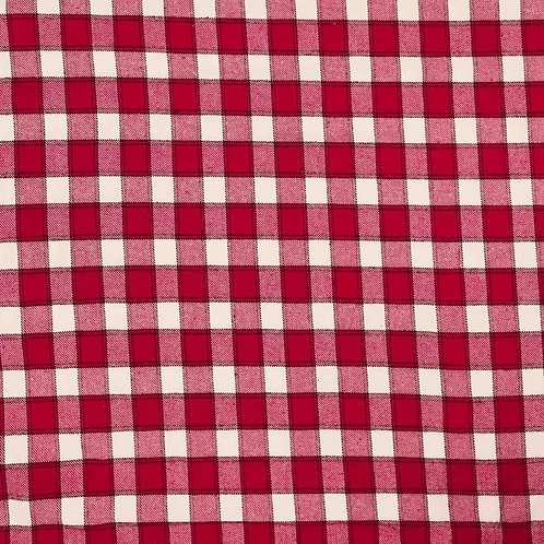 Primo Plaid Flannel - Red